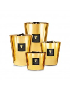 Oscar-Home Bougie parfumée baobab collection Aurum
