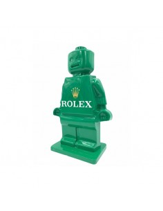 Oscar-Home Sculpture Alter Ego Oscar Rolex montre luxe haut de gamme lego