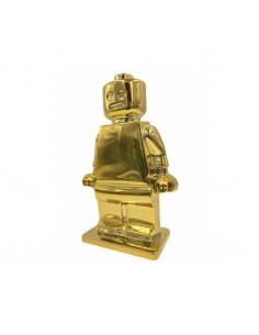 Oscar-Home Sculpture Alter Ego Oscar Gold