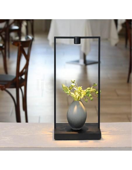 Oscar Home Lampe Curiosity rechargeable nomade artemide luminaire vert
