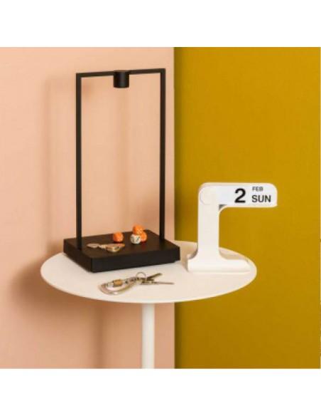 Oscar Home Lampe Curiosity rechargeable nomade artemide luminaire rose jaune