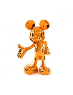 Figurine Mickey - cuivre