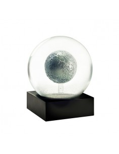 Snow Globe Moon