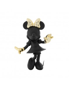 Figurine Minnie - noir & or