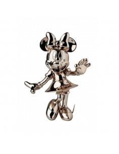 Figurine Minnie - chrome rose